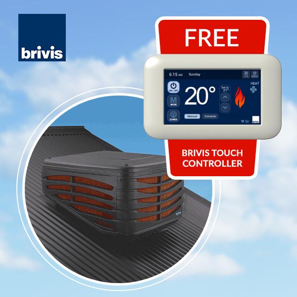 Brivis Evaropative Cooling