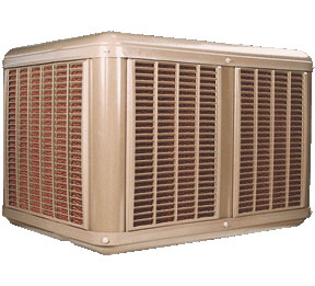 CoolBreeze Air Conditioners commercial twin fan Dale Air