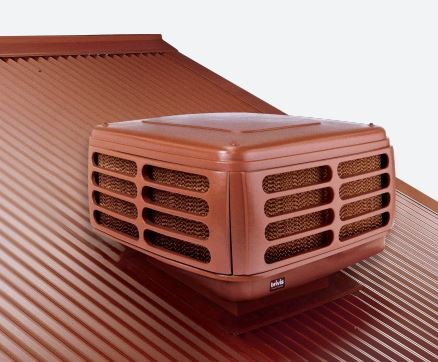 Brivis Evaporative Cooling