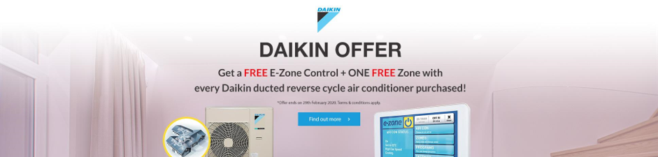 Daikin Offer