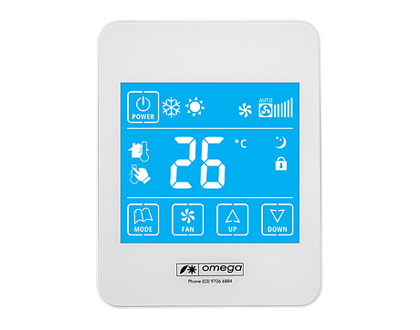 Omega thermostat