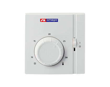 Omega thermostat