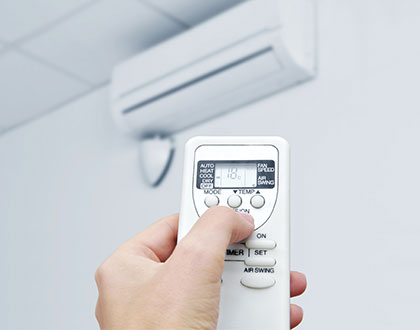 Multi-Split Cooling Systems comes with its own Temperature Control