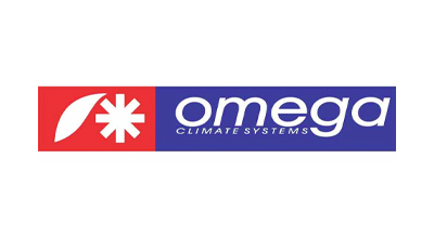 omega gas ducted heating logo
