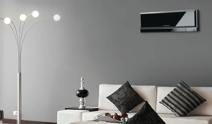 Mitsubishi EF Series Split System Air Conditioning