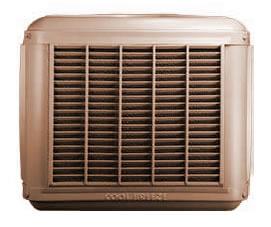 CoolBreeze D255 Evaporative Cooling Unit